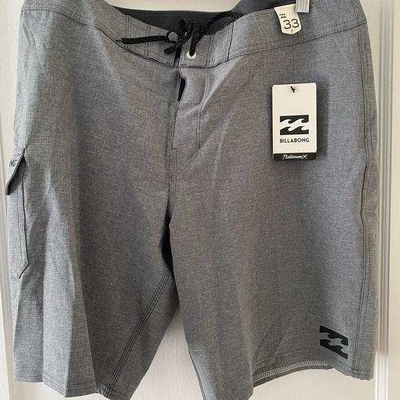 Billabong All Day X Grey Men's Board Shorts